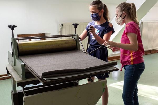 Workshop: Experimentelle Radierung/Drucken