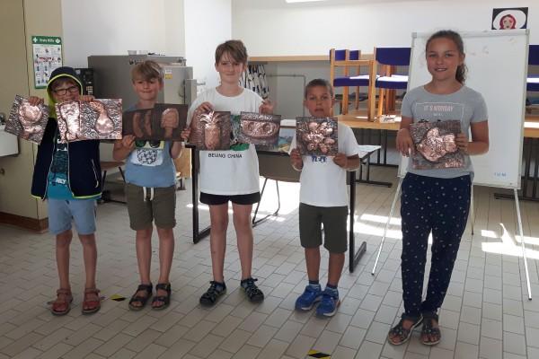 Workshop: Kupfer-Blech-Treiben